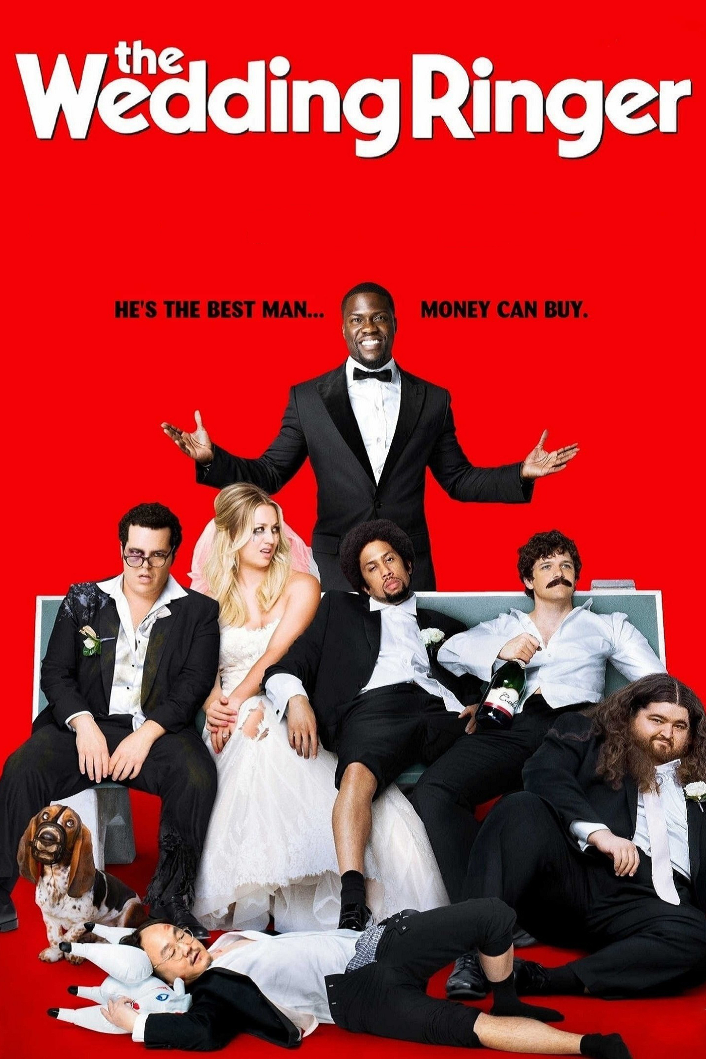the wedding ringer (2015) | log's line