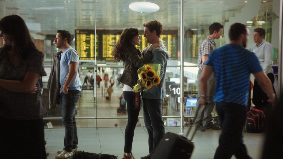 Airport, a Brief Moment Between Hello and Goodbye