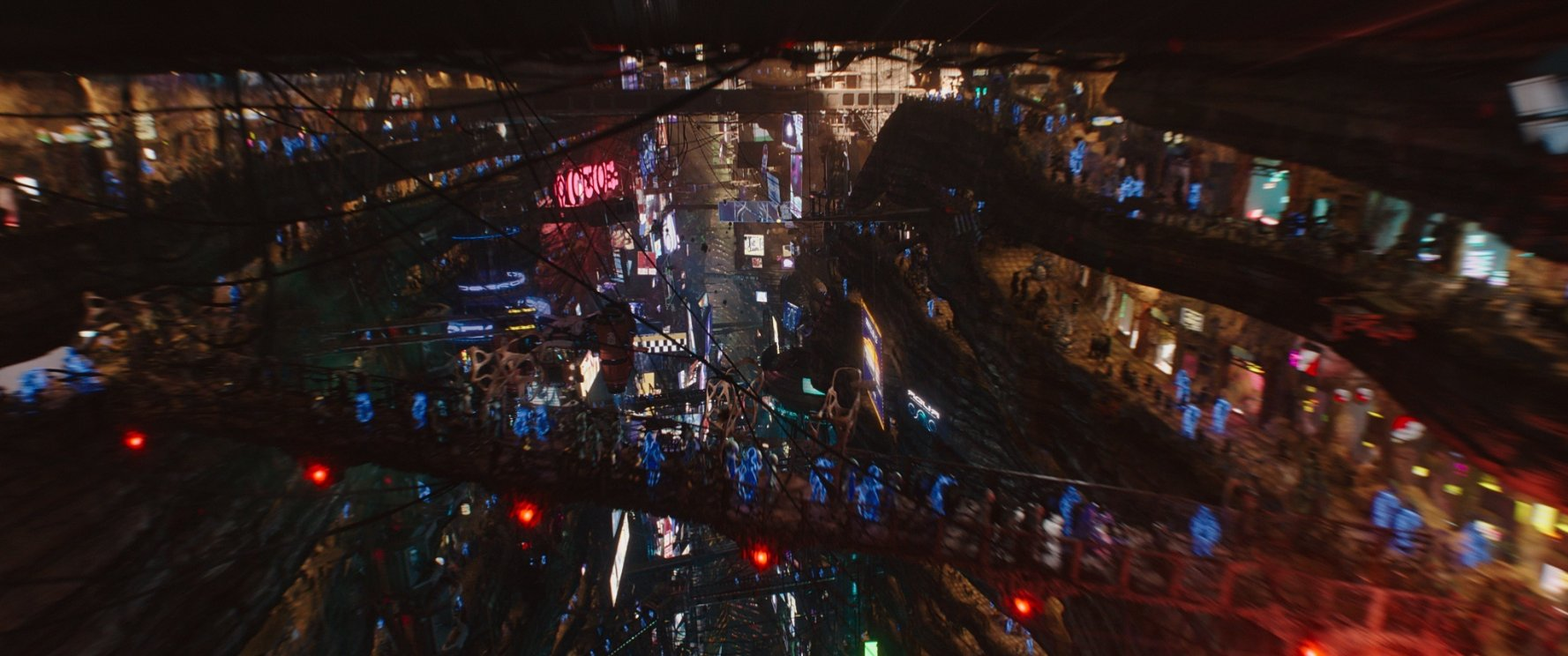 Valerian And The City Of A Thousand Planets 2017 Log S Line