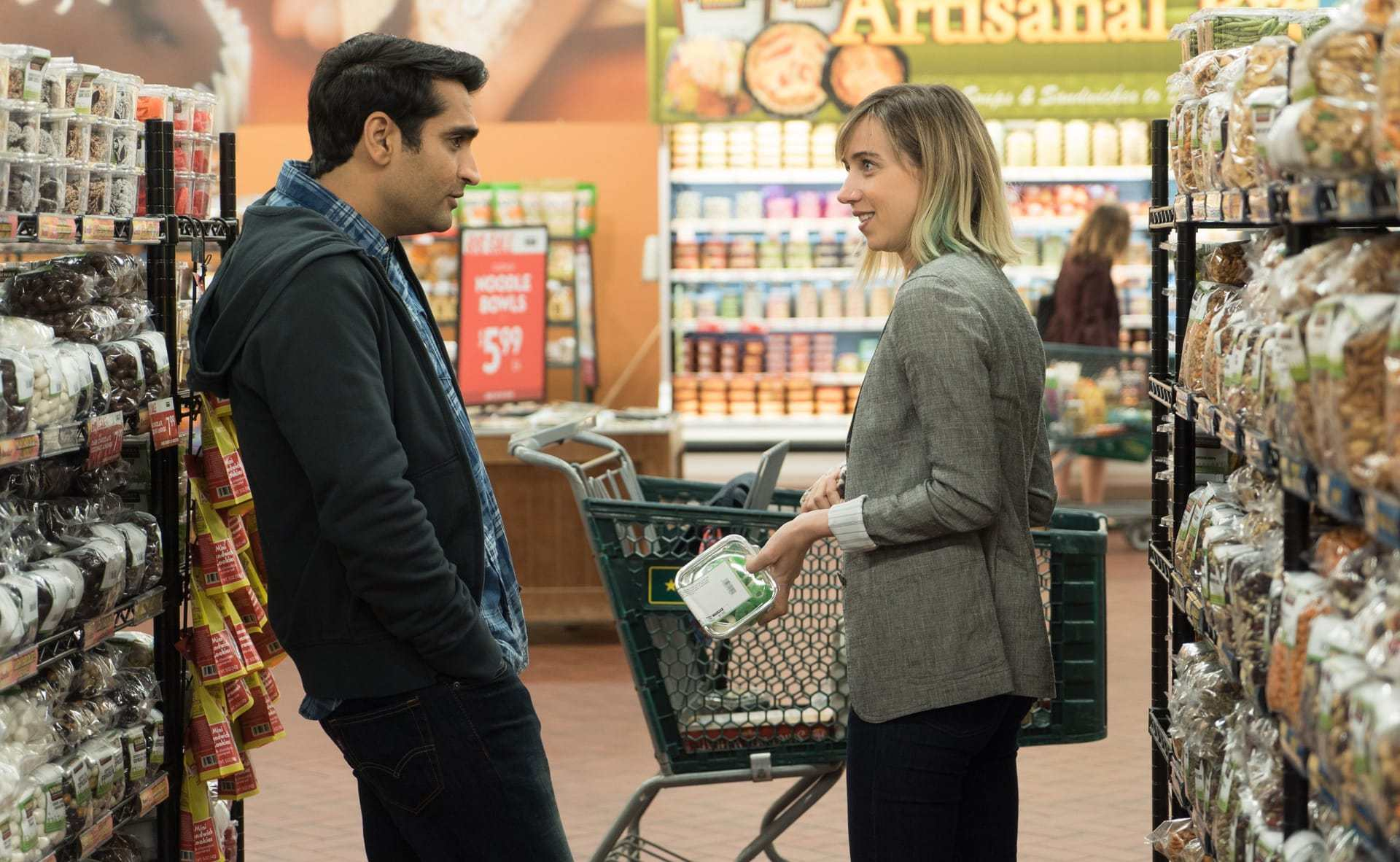 The Big Sick (2017) | Log's Line