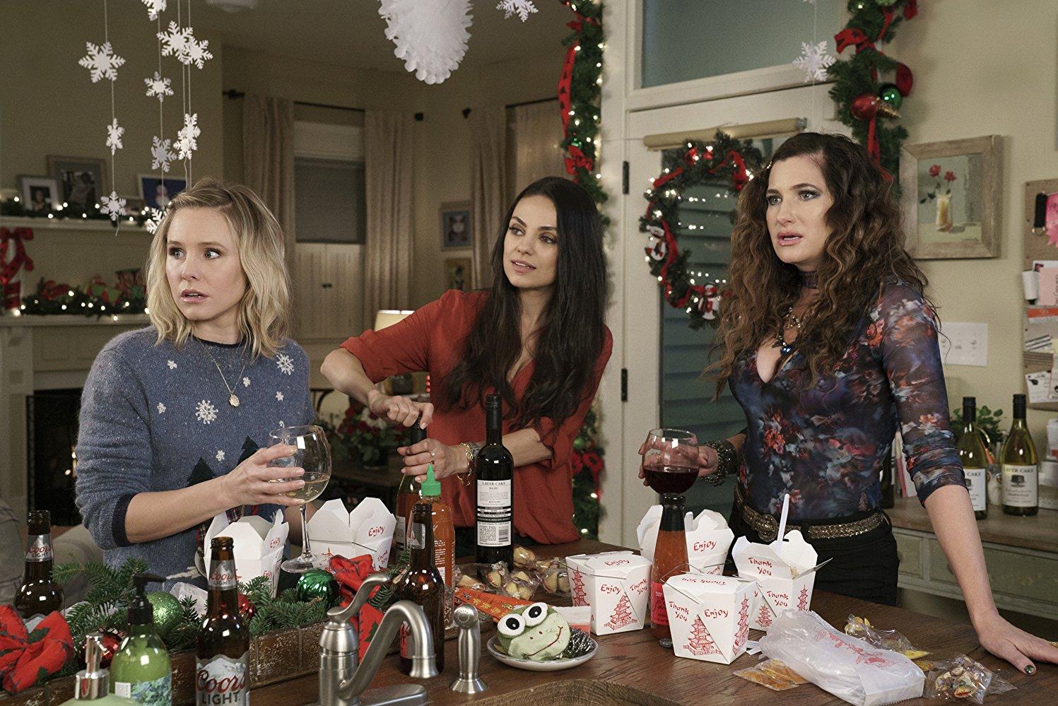 Bad Moms Christmas Kids.A Bad Moms Christmas 2017 Log S Line