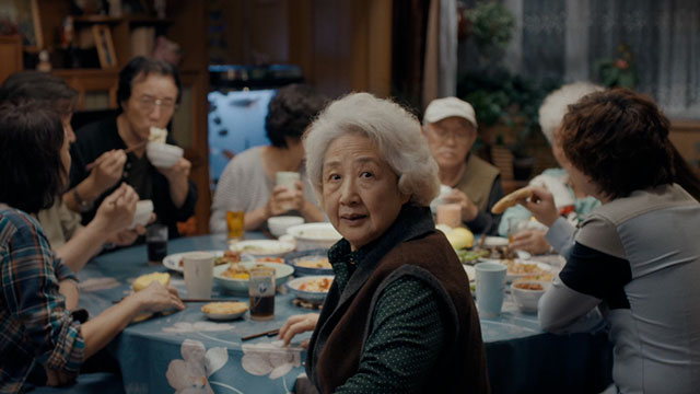 The Farewell (2019) - source: A24